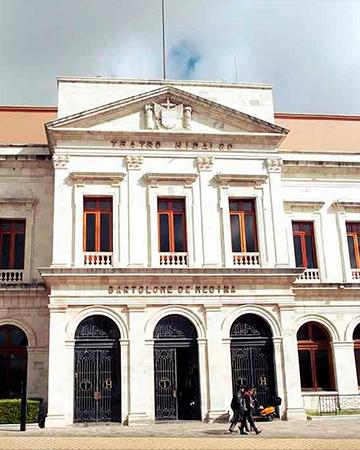 Teatro Hidalgo Bartolomé